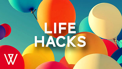 World's Best BALLOON LIFE HACKS