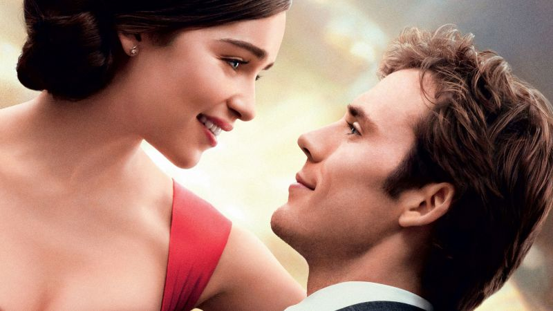 Me Before You, Emilia Clarke, Sam Claflin, Best Movies of 2016 (horizontal)