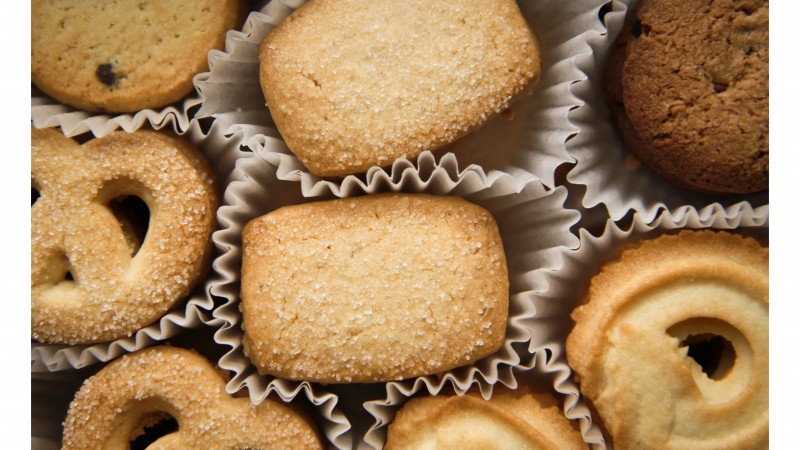 biscuits, sugar, recipe, cooking, shape (horizontal)