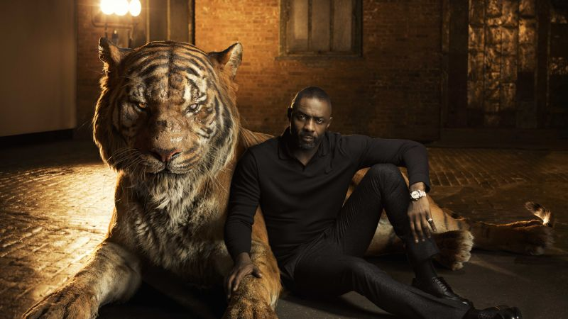 The Jungle Book, Idris Elba, Shere Khan, adventure, fantasy, Best movies of 2016 (horizontal)