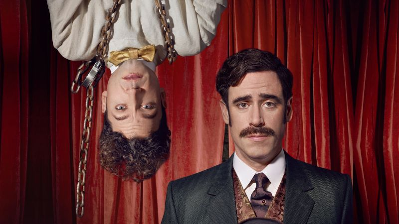 Houdini and Doyle, Michael Weston, Stephen Mangan, best tv series (horizontal)
