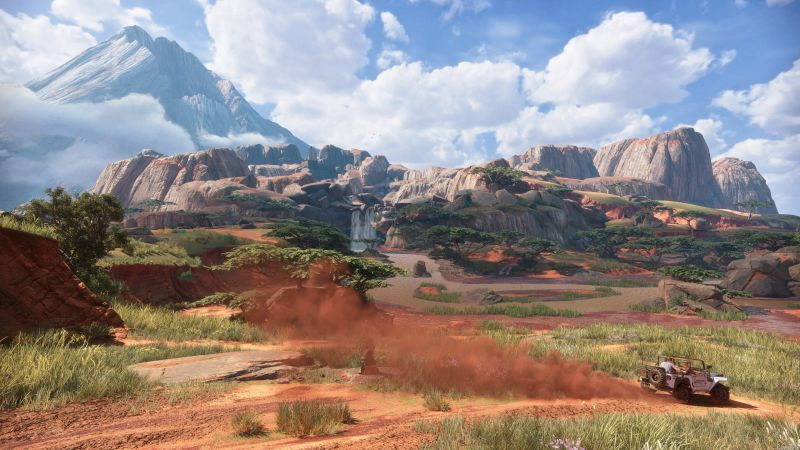 Uncharted 4: A Thief's End, Best Games of 2016 (horizontal)