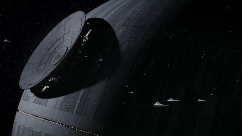 Rogue One: A Star Wars Story, star ship, Best Movies of 2016 (horizontal)