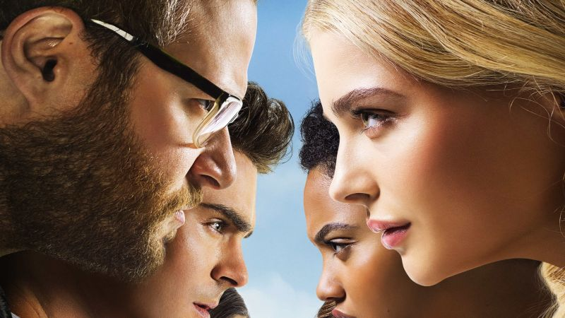 Neighbors 2: Sorority Rising, Seth Rogen, Zac Efron, Chloë Moretz, best movies of 2016 (horizontal)