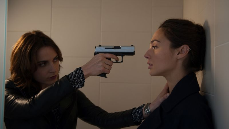 Criminal, Antje Traue, Gal Gadot, Best Movies of 2016 (horizontal)