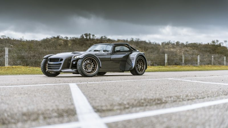 Donkervoort D8 GTO-S, sport cars, supercar (horizontal)