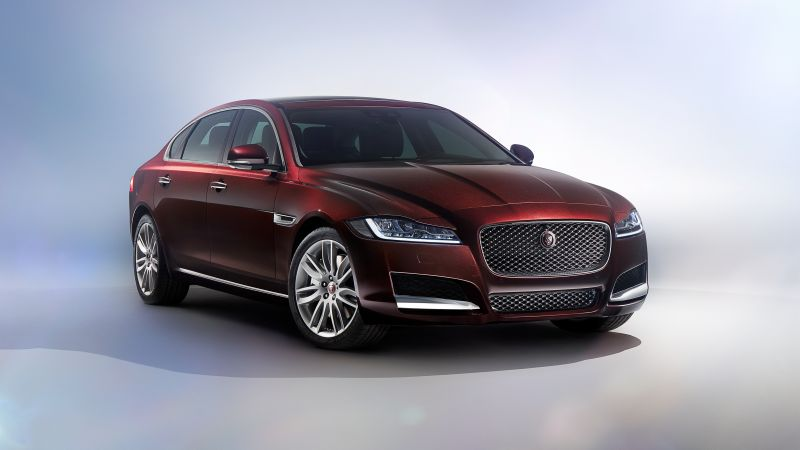 Jaguar XFL, Beijing Motor Show 2016, Auto China 2016, business sedan (horizontal)