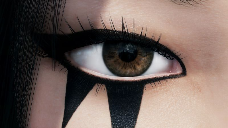 Mirror's Edge, Catalyst, Faith Connors, eye, PC, PS4, Xbox One (horizontal)