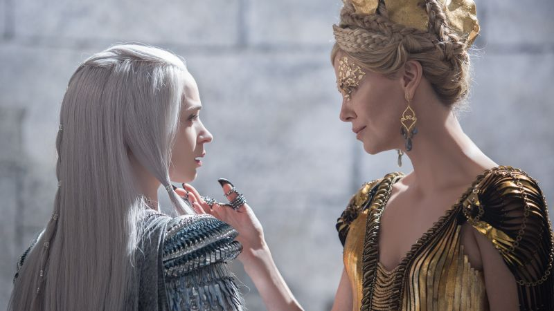 The Huntsman Winter's War, Charlize Theron, Emily Blunt, Best Movies (horizontal)