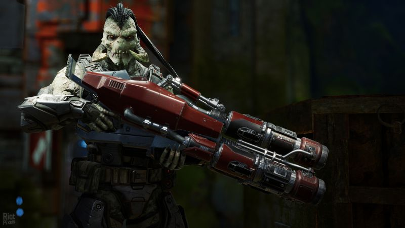 Unreal Tournament 4, UT4, shooter, pc, xbox one (horizontal)