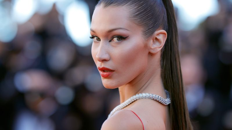 Bella Hadid, Cannes Film Festival 2016, red carpet, Most popular celebs, actress, model (horizontal)