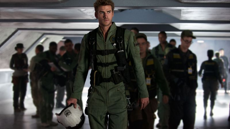 Independence Day: Resurgence, Liam Hemsworth, best movies 2016 (horizontal)