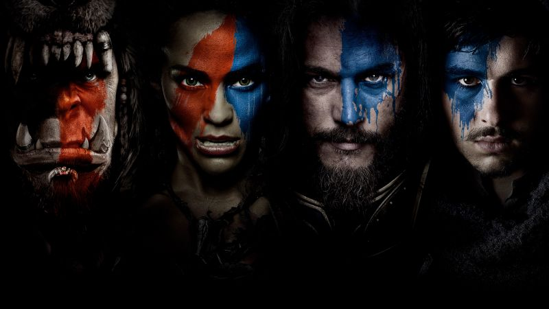 Warcraft, garona, anduin lothar, Best Movies of 2016 (horizontal)