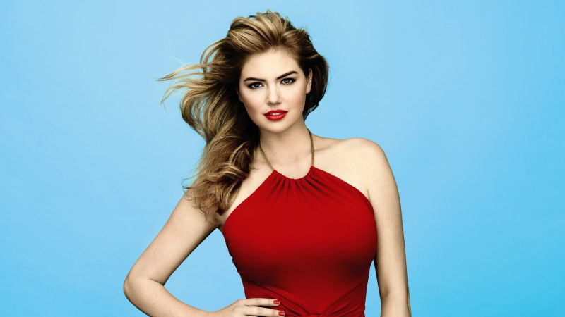 Kate Upton, Most popular celebs, actress, model (horizontal)