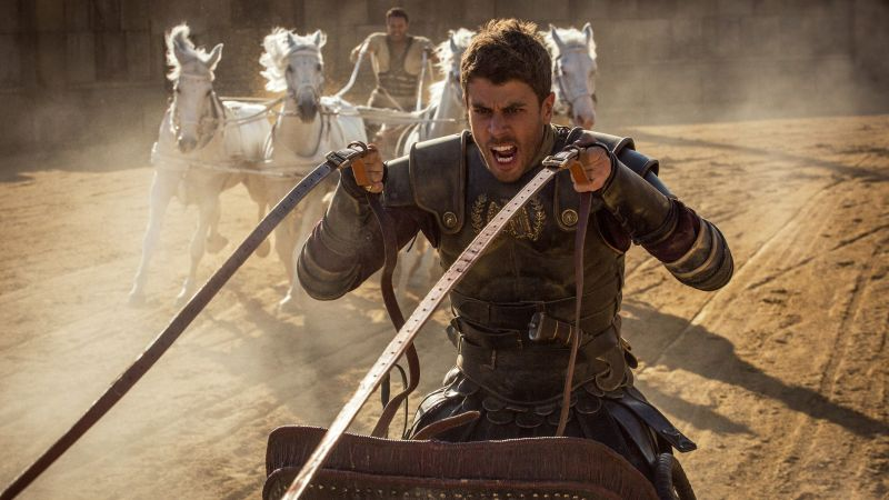 Ben-Hur, Toby Kebbell, best movies of 2016 (horizontal)