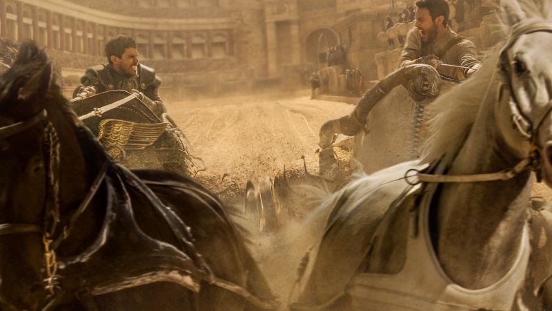 Ben-Hur, Toby Kebbell, Jack Huston, best movies of 2016 (horizontal)