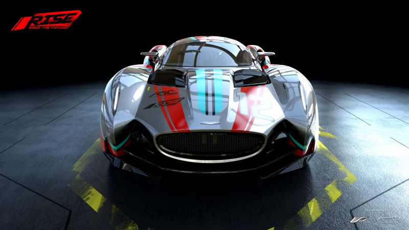 RISE: Race The Future, supercar, racing, PC, PlayStation, PS4, Xbox One (horizontal)