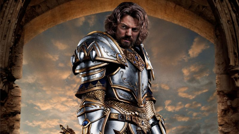 Warcraft, Dominic Cooper, King Llane Wrynn, Best Movies of 2016 (horizontal)
