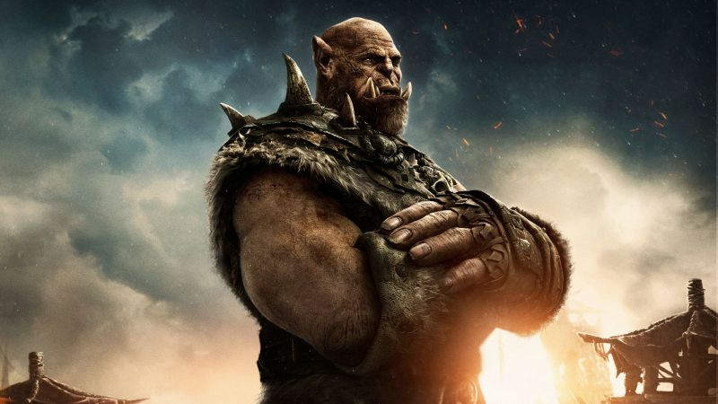 Warcraft, ork, Best Movies of 2016 (horizontal)
