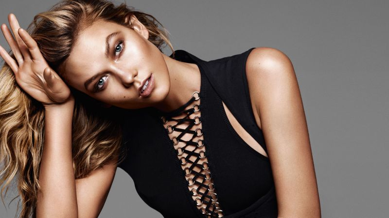 Karlie Kloss, Most popular celebs, actress, model (horizontal)