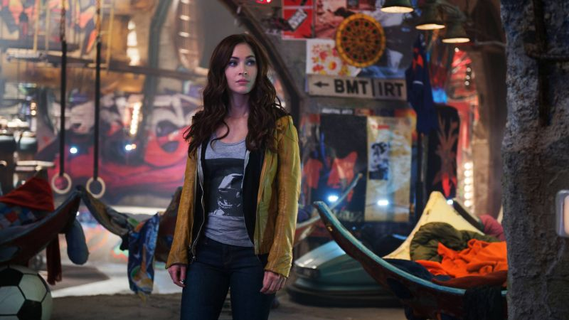 Teenage Mutant Ninja Turtles: Half Shell, Megan Fox, Best Movies of 2016 (horizontal)