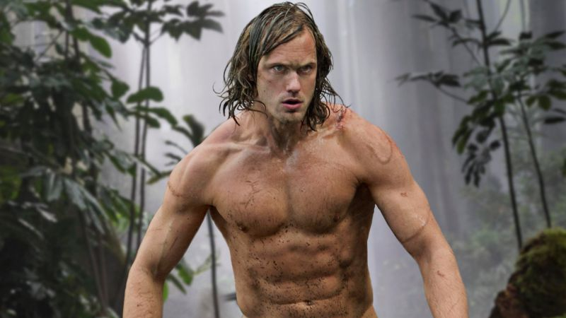The Legend of Tarzan, Alexander Skarsgård, best movies 2016 (horizontal)