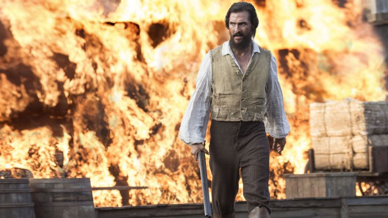 The Free State of Jones, fire, gun, Best movies, Matthew McConaughey (horizontal)