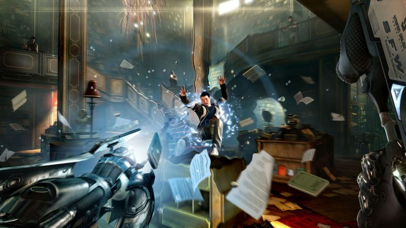 Deus Ex: Mankind Divided, Best Games 2016, game, cyberpunk, sci-fi, PC, Xbox one, PS4 (horizontal)