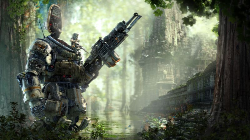 Titanfall 2, E3 2016, shooter, best games, PlayStation 4, Xbox One, Windows, Best Games (horizontal)