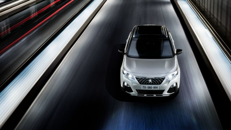 Peugeot 3008 GT Line, SUV, Crossover (horizontal)
