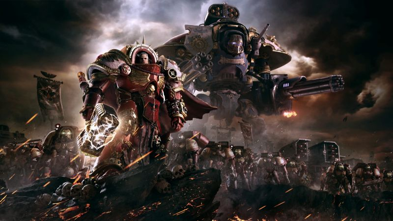 Warhammer 40, 000: Dawn of War III, E3 2016, best games, PlayStation 4, Xbox One, Windows, Best Games (horizontal)