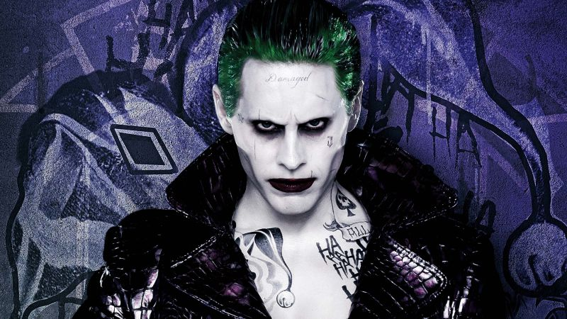 Suicide Squad: Jared Leto, Joker, Best Movies of 2016 (horizontal)
