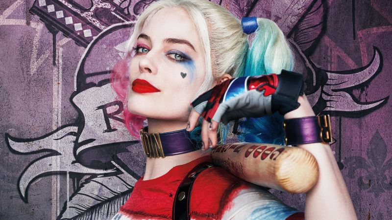 Suicide Squad, harley quinn, Best Movies of 2016 (horizontal)