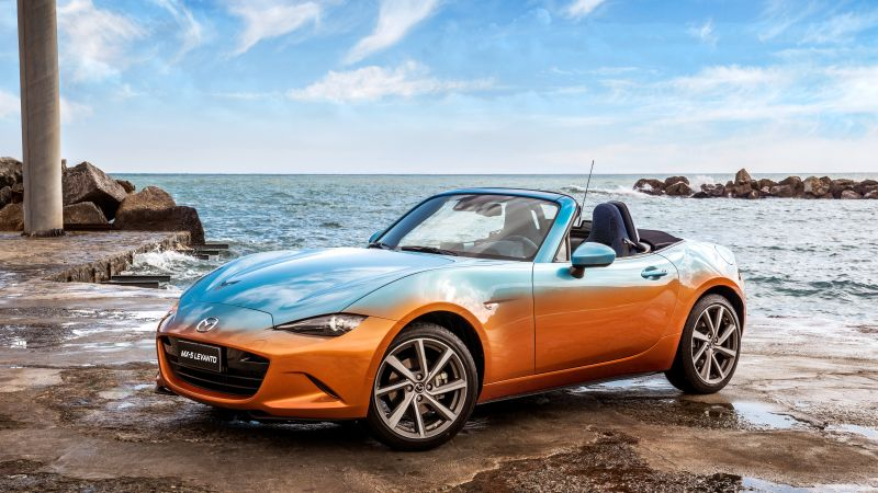 Mazda MX-5 Levanto, Garage Italia Customs, nature (horizontal)