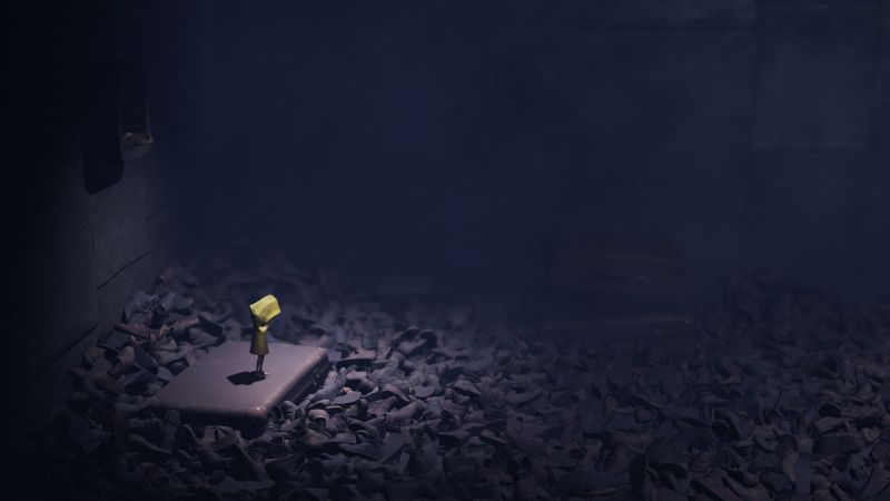Little Nightmares, PC, Xbox one, PS4 (horizontal)
