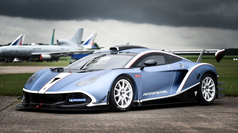 Arrinera Hussarya GT, supercar, speed (horizontal)