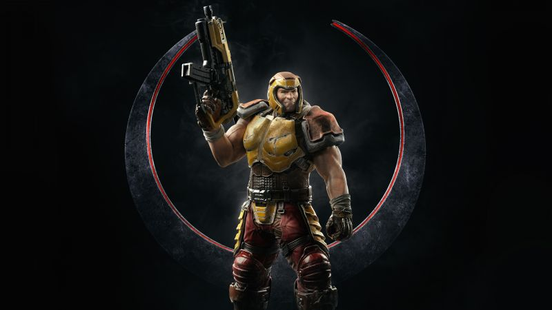 Quake Champions, shooter, Ranger, best games, pc (horizontal)
