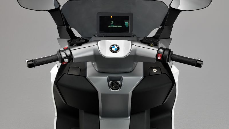 BMW C Evolution, electric, electric bikes, best bikes (horizontal)