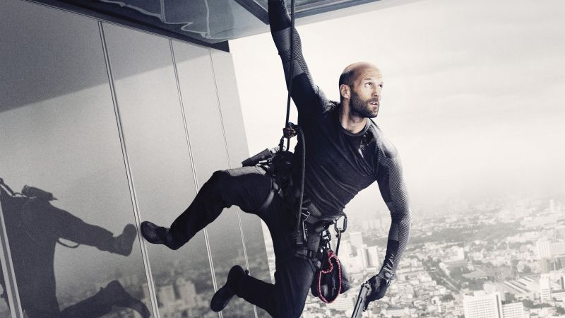 Mechanic: Resurrection, Jason Statham (horizontal)