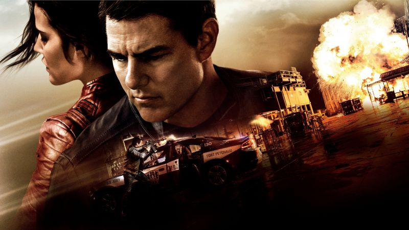 Jack Reacher: Never Go Back, Tom Cruise, best movies (horizontal)