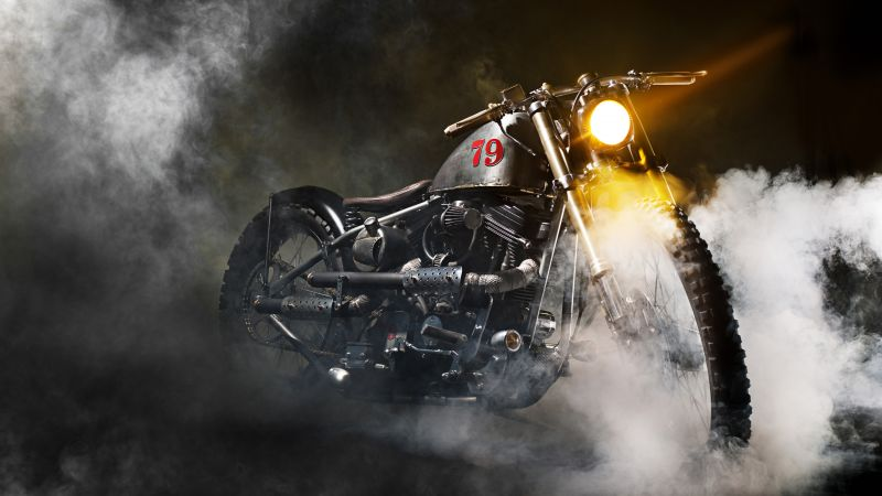 Boneshaker 79, HD wallpaper, best bikes (horizontal)