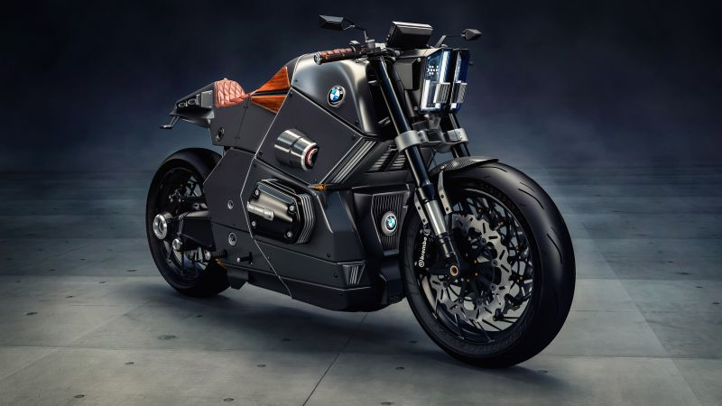 BMW Urban Racer, electric, electric bikes, best bikes (horizontal)