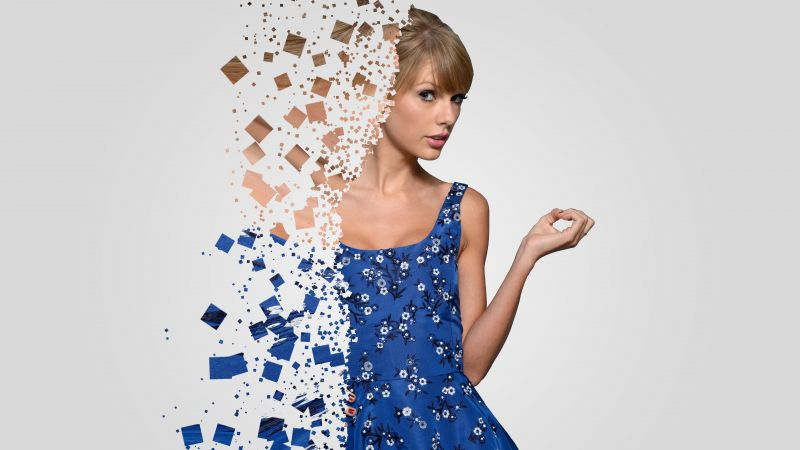 Taylor Swift, Top music artist and bands, singer, actress (horizontal)