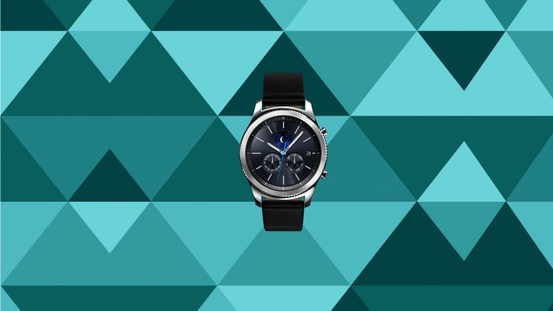 Samsung Gear S 3, smart watch, review, IFA 2016 (horizontal)