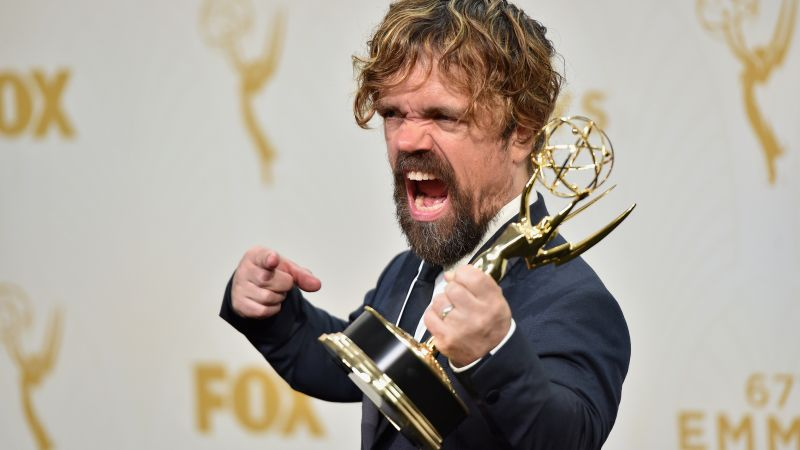 Peter Dinklage, Emmy 2016, Game of Thrones, Best TV Series, 6 season (horizontal)
