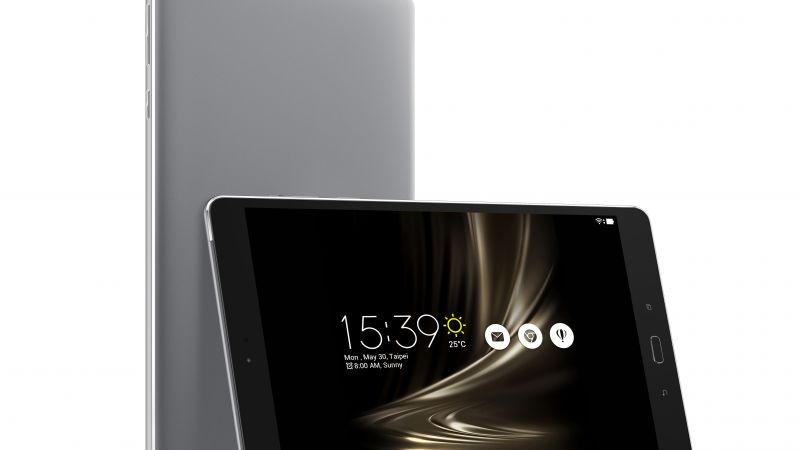 ASUS ZenPad 3S 10, IFA 2016, review (horizontal)