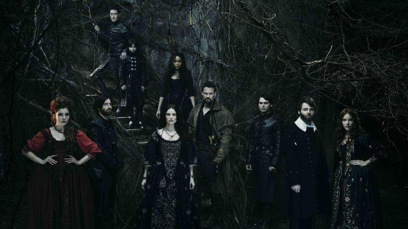 Salem 3, Best TV Series, witch, Shane West, Janet Montgomery, 3 season (horizontal)