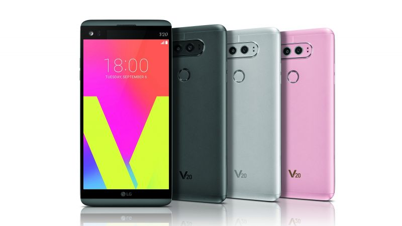 LG V20, android, review, Hi-Tech News of 2016, LG, best smartphones (horizontal)