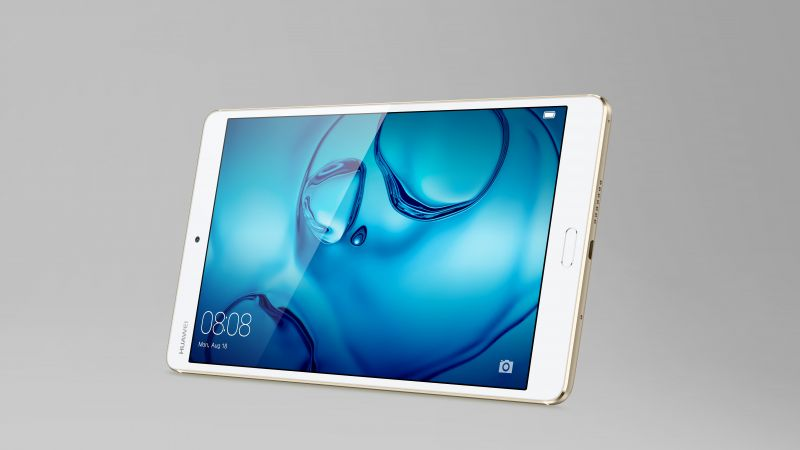 Huawei MediaPad M3, review, android, IFA 2016 (horizontal)