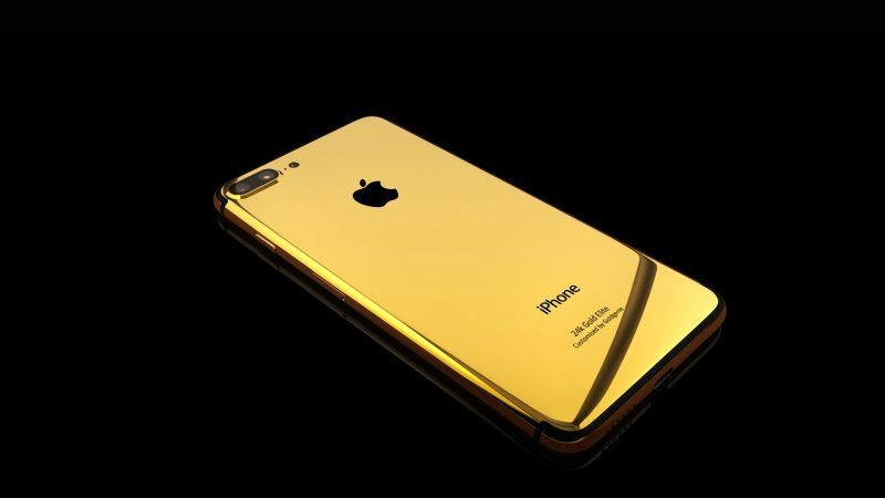 iPhone 7, Gold, review, Best Smartphones 2016 (horizontal)